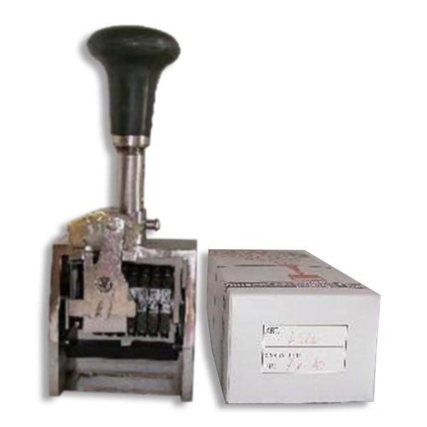 timbro numeratore automatico 3 cifre progressivo