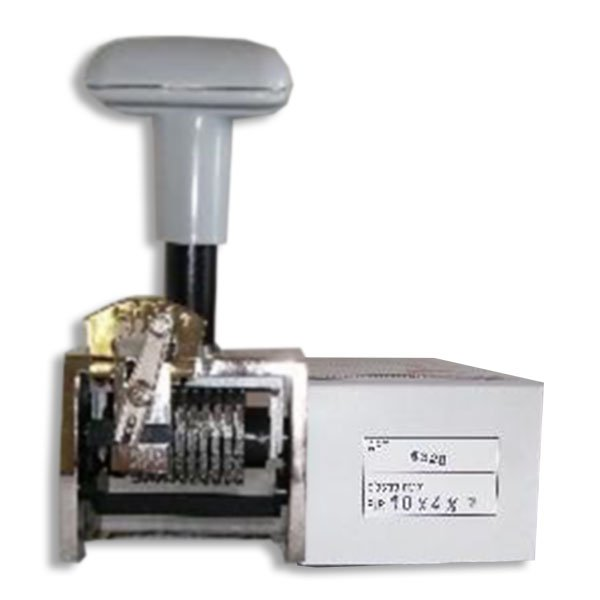 timbro numeratore automatico 5 cifre progressivo