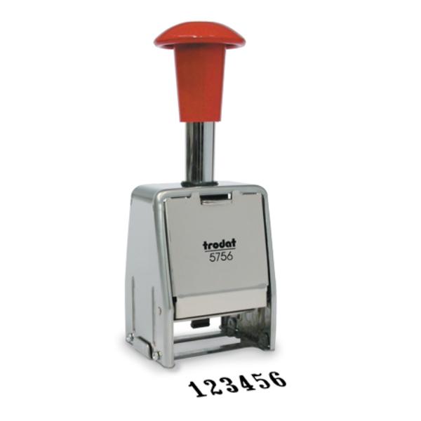numeratore automatico progressivo trodat 5756