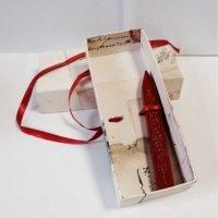 scatola regalo per sigillo ceralacca