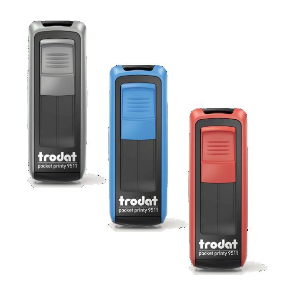 timbri personalizzati tascabili