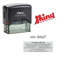 Timbro Shiny S-846