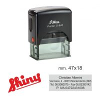 timbro shiny s-843