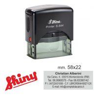 timbro shiny s-844