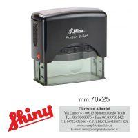 timbro shiny s-845